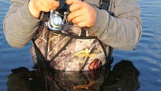 видео Вейдерсы для рыбалки и охоты