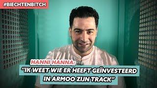 """HANNI HANNA over track """"Bozoo"""" van ARMOO en 6IX9INE   #CLUBHUB"""