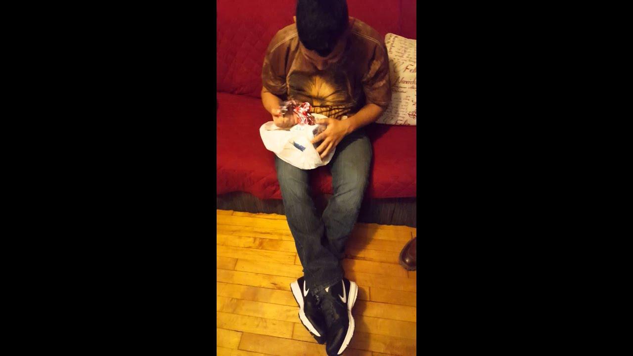 Bad Christmas Gifts- Jimmy Kimmel 2015 - YouTube