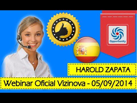 Webinar Oficial Vizinova