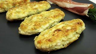 Соленые сырники. Творог, сыр, яйца и зелень