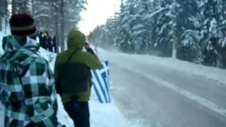 WRC Rally Sweden 2011 -  SS Likenäs 2.   AEL Sweden Fans