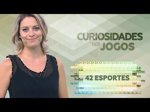 ESPORTES EM DISPUTA - Curiosidades Dos Jogos