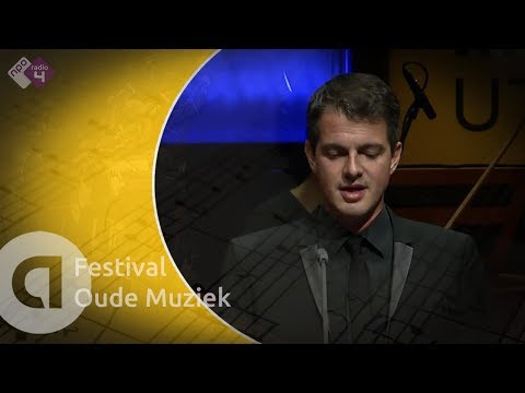 L'Arpeggiata conducted by Christina Pluhar with Phillippe Jaroussky - Utrecht Early Music Festival