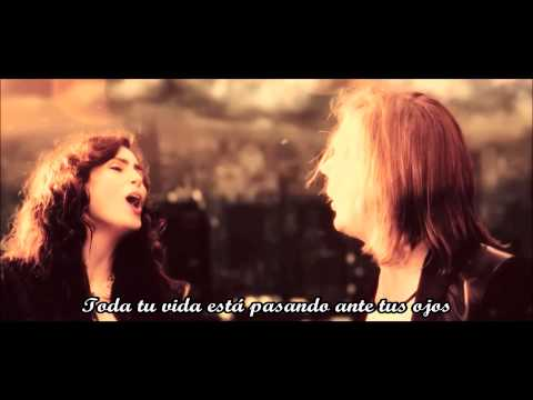Within Temptation   Whole World is Watching ft  Dave Pirner Español  video Oficial