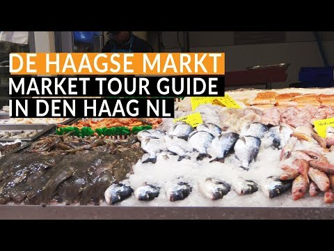 THE HAGUE MARKET TOUR GUIDE: the largest open market in the Netherlands