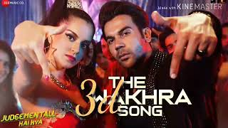 New 3d the wakhra song