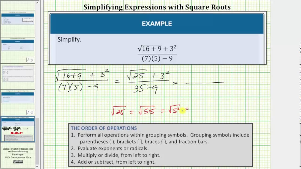 Real Numbers | College Algebra
