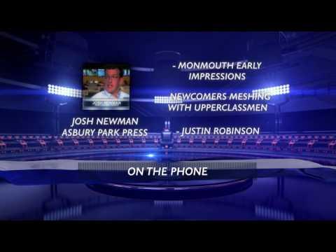 Preview: Sports reporter Joshua Newman breaks down Monmouth vs. Quinnipiac MAAC opener