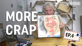 Did James May just open the weirdest painting ever? | Mail Time Ep.4