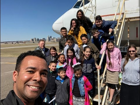 Field Trip to Saint Paul Downtown Airport (STP) - ABI Christian Academy