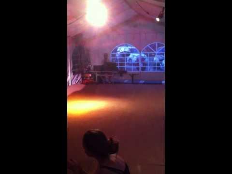 "Shik Shak Shok Mimi dancing in ""Fete multuculturelle"" Switzerland-Suisse"