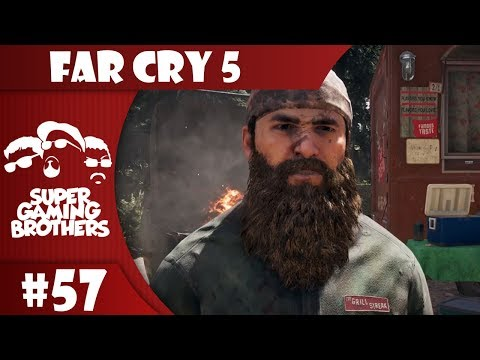 SGB Play: Far Cry 5 - Part 57 | Singing Fish, and Barely Audible Speech thumbnail