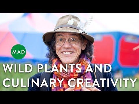 "Francois Couplan at MAD1: ""Wild Plants & Culinary Creativity"""