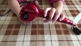 Автоматическая плойка для завивки волос с Aliexpress, обзор