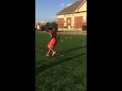 Ray Coleman Ladder Drill