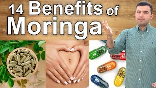 14 Moringa Health Benefits - Amazing Benefits of Moringa for Your Health