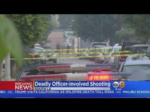 Suspected Gunman Accused Of Killing 1, Wounding 3 In Custody