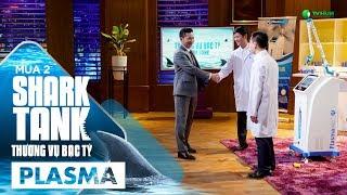 """Gặp Startup Đúng """"Khẩu Vị"""", Shark Hưng Cùng Shark Việt Đầu Tư 17 Tỷ Đồng Vào Công Nghệ Plasma"""