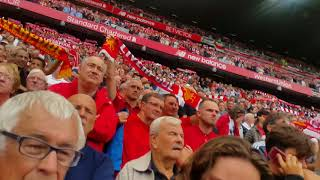 You Never Walk Alone Liverpool vs West Ham United 12th August 2018