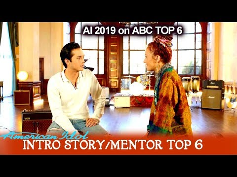 Laine Hardy With Mentor Lauren Daigle & Behind The Scenes | American Idol 2019 Top 6