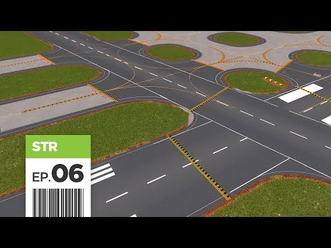 Cities Skylines: FBS International Airport — Part 6 — Proper Markings