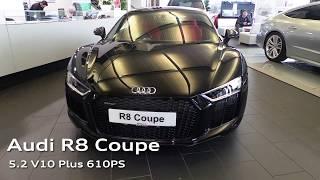 The Audi R8 - Swansway Audi