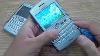 BlackBerry 8830, Dien thoai BlackBerry 8830