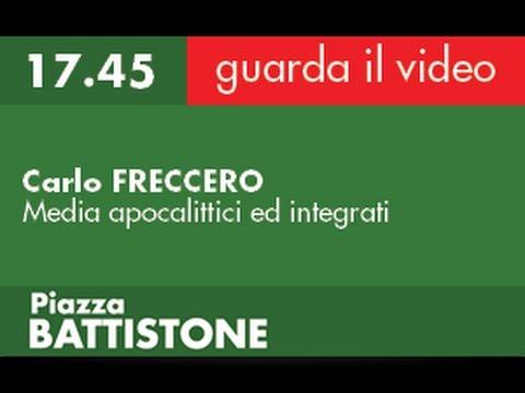 Carlo FRECCERO - Media apocalittici ed integrati