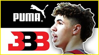 The REAL Reason LaMelo Ball SIGNED With PUMA Over BBB!