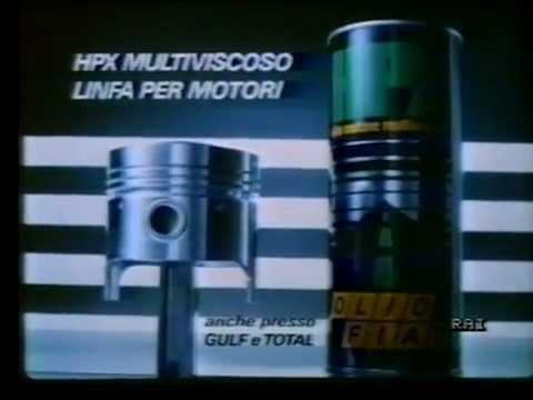 Olio Fiat 1986 Commercial Spot