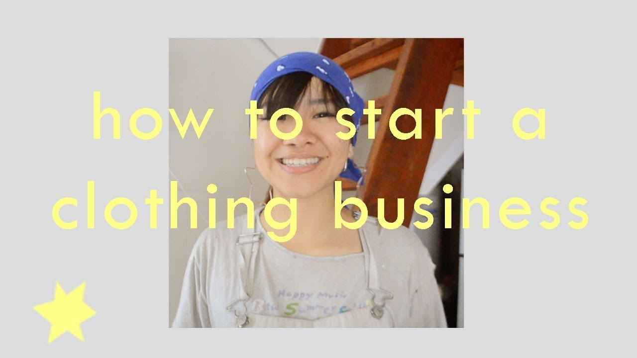 Start An Online Clothing Business Empowa