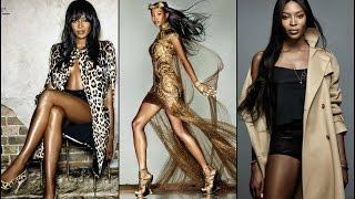 Naomi Campbell Runway Compilation