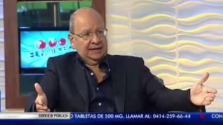 La Entrevista El Noticiero Televen - Vicente Díaz - 29-06-2017