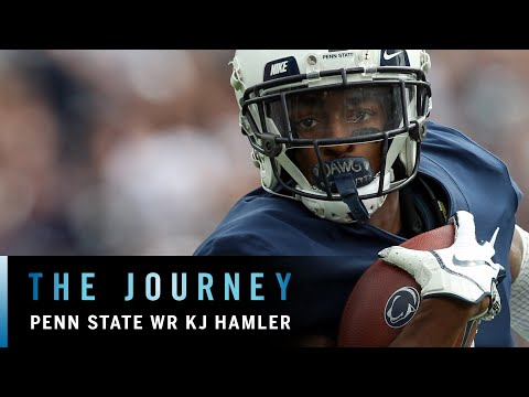 Meet Penn State WR KJ Hamler | Big Ten Football  | The Journey