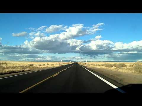 New Mexico Highway 6 Dashcam: to Los Lunas, I-25