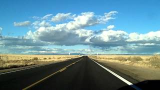 New Mexico Highway 6 Dashcam: to Los Lunas, I-25