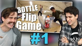 REACTING TO THE FIRST GAME OF BOTTLE with SAM TABOR!