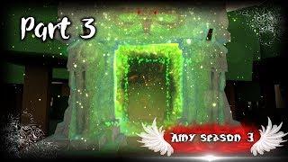 """Amy"" Season 3 EP3-"" New Start"" [Roblox series]"