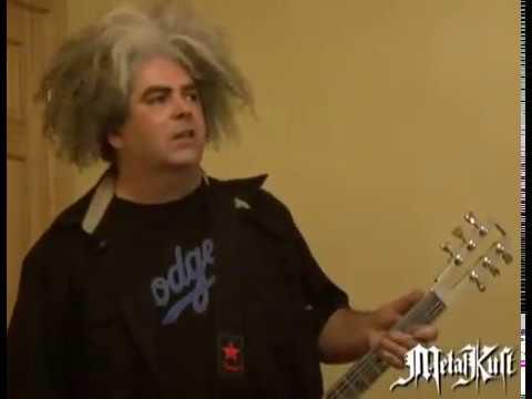 "Melvins King Buzzo: ""Copache"" Lesson"