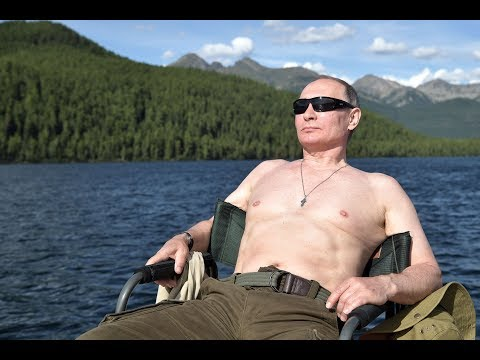 Vacationing With Vladimir Putin | ITV News