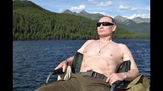 Vacationing with Vladimir Putin