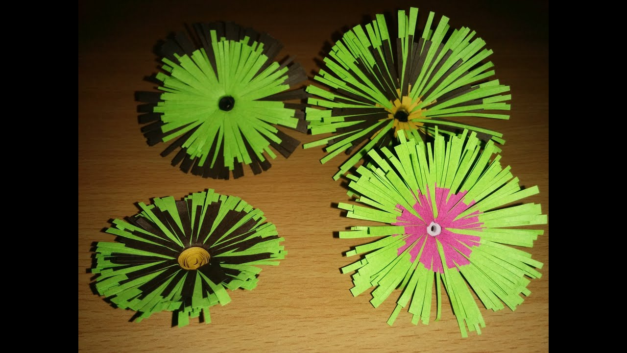 DIY - How to make origami flowers very easy - Art for ... - photo#29