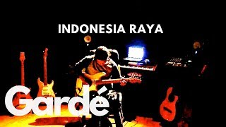 INDONESIA RAYA - NATIONAL ANTHEM - (HEMAN GARDE)