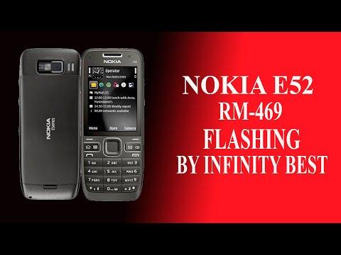 Nokia E52 прошивка