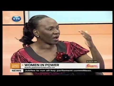 Sunrise Live Interview :Women in Power