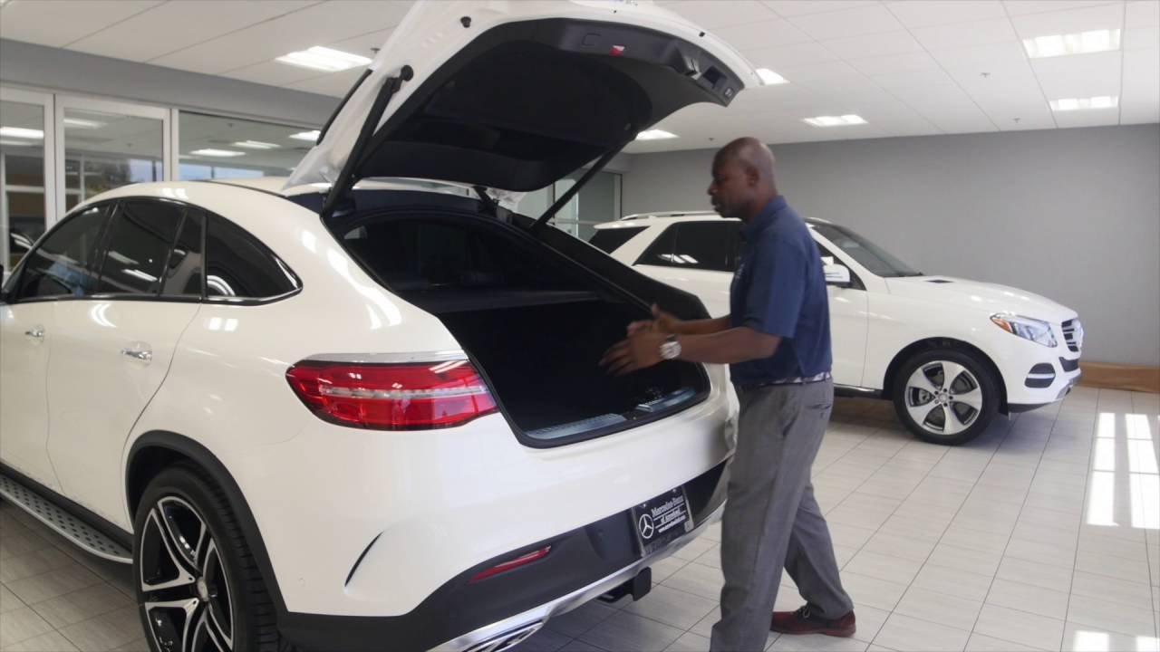 Overview of the 2016 mercedes benz gle class gle450 amg for Arrowhead mercedes benz