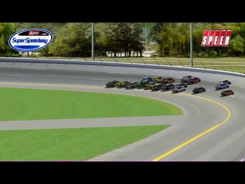 CRI SS Series Daytona 300 Big One Live With Replays