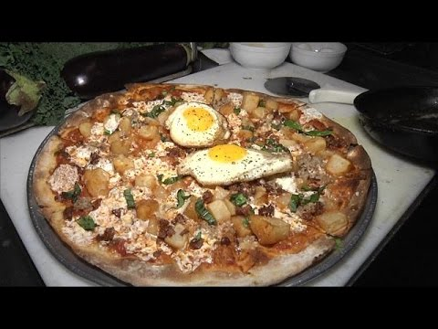 toni on new york a pizza to cure your hangover youtube. Black Bedroom Furniture Sets. Home Design Ideas