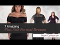 7 Amazing Plus Size Formal Dresses Maxi Collection